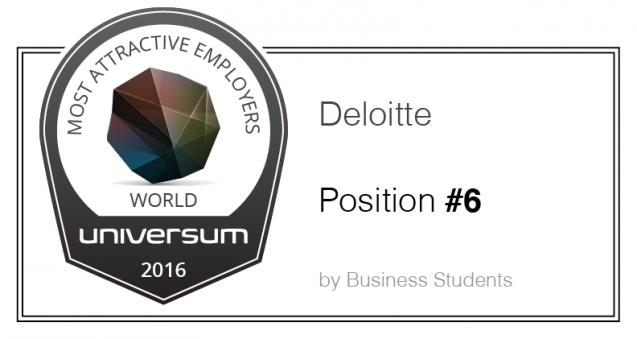 Universum WMAE16 Deloitte Business